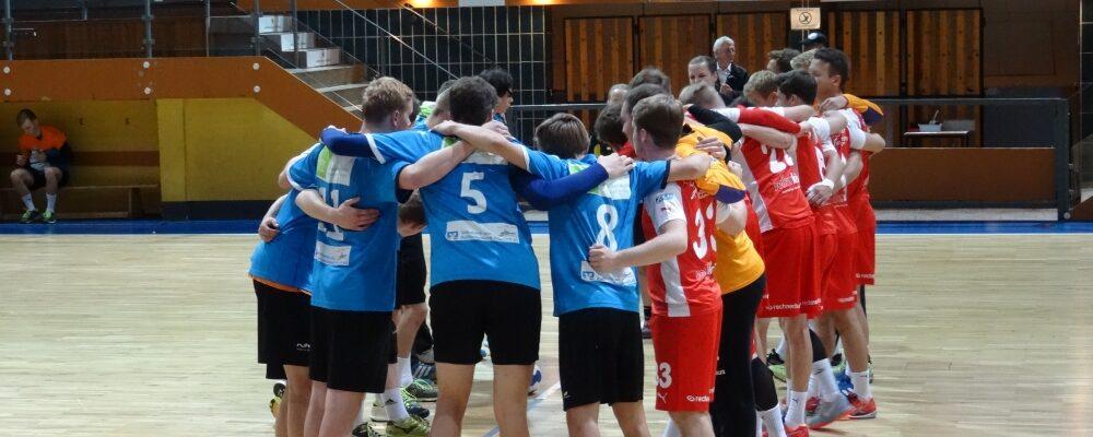 Historischer Sieg der JSG Leutershausen/Heddesheim A-Junioren