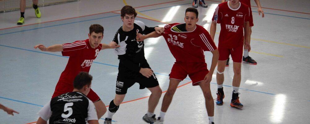 Derby-Niederlage gegen Friesenheim