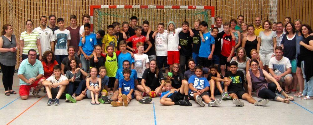 Besuch aus Catalonien: La Roca meets JSG Leutershausen/Heddesheim
