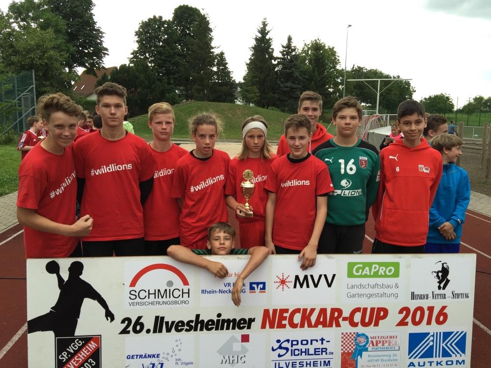 Turnier in Ilvesheim 2016-17