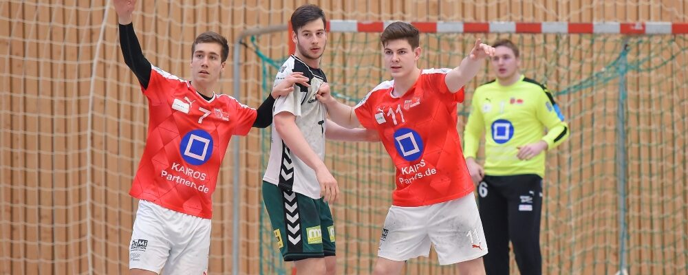 22:27 Derbyniederlage gegen Friesenheim