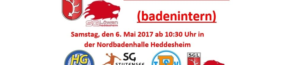 Bundesliga-Qualifikation der mA-Junioren in Heddesheim
