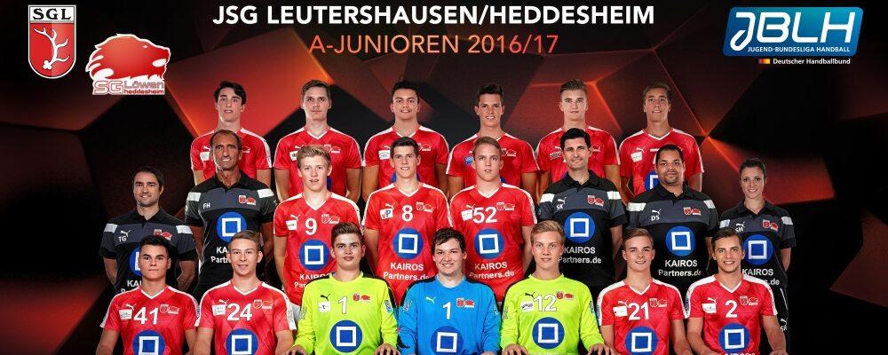 JSG Leutershausen/ Heddesheim als Vorreiter im deutschen Nachwuchshandball
