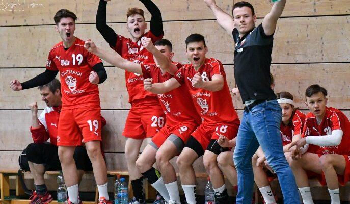 Männliche B Jugend Spielt am 8.4. beim BW Pokal !
