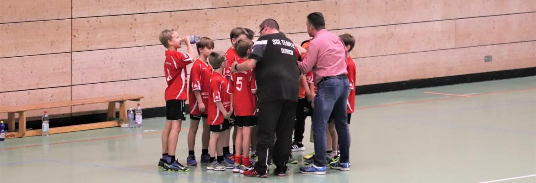 mE-Jugend verliert Derby gegen HG Saase mit 17:20