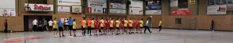 m B Jugend unterliegt im Derby gegen HG Oftersheim/Schwetzingen 21:25