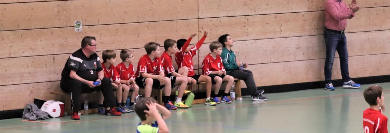 mE 2 spielt Aufbaurunde in Ilvesheim