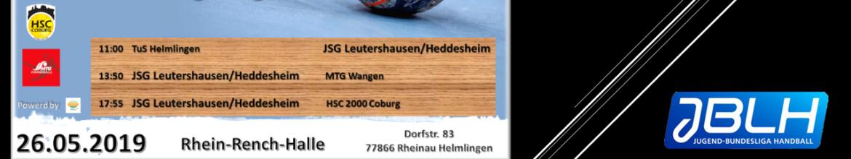 Männliche A Jugend in Helmlingen gefordert