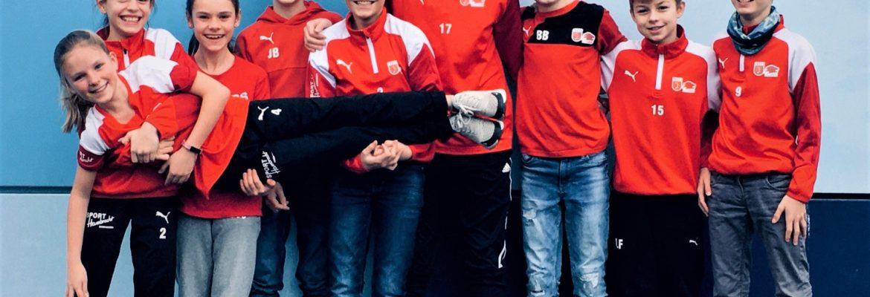 TRIKOTTAG der Handballjugend 2020 – die SG Leutershausen war dabei !