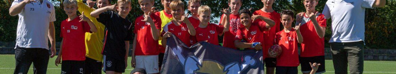 1. Corona-Comeback-Camp der Fuchsbau Academy..