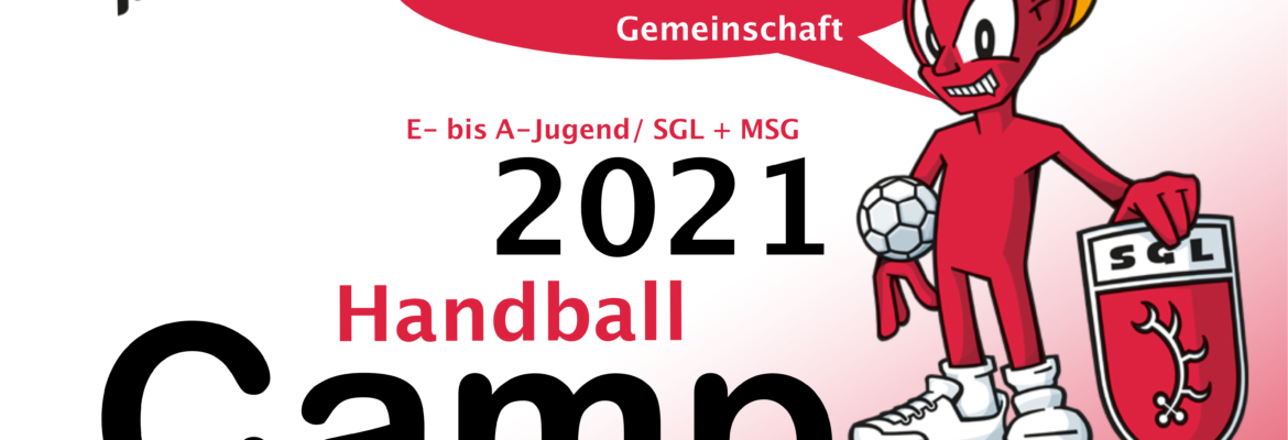Jungteufel Handball Camp